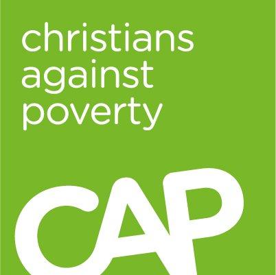 Green banner displaying CAP logo - job club